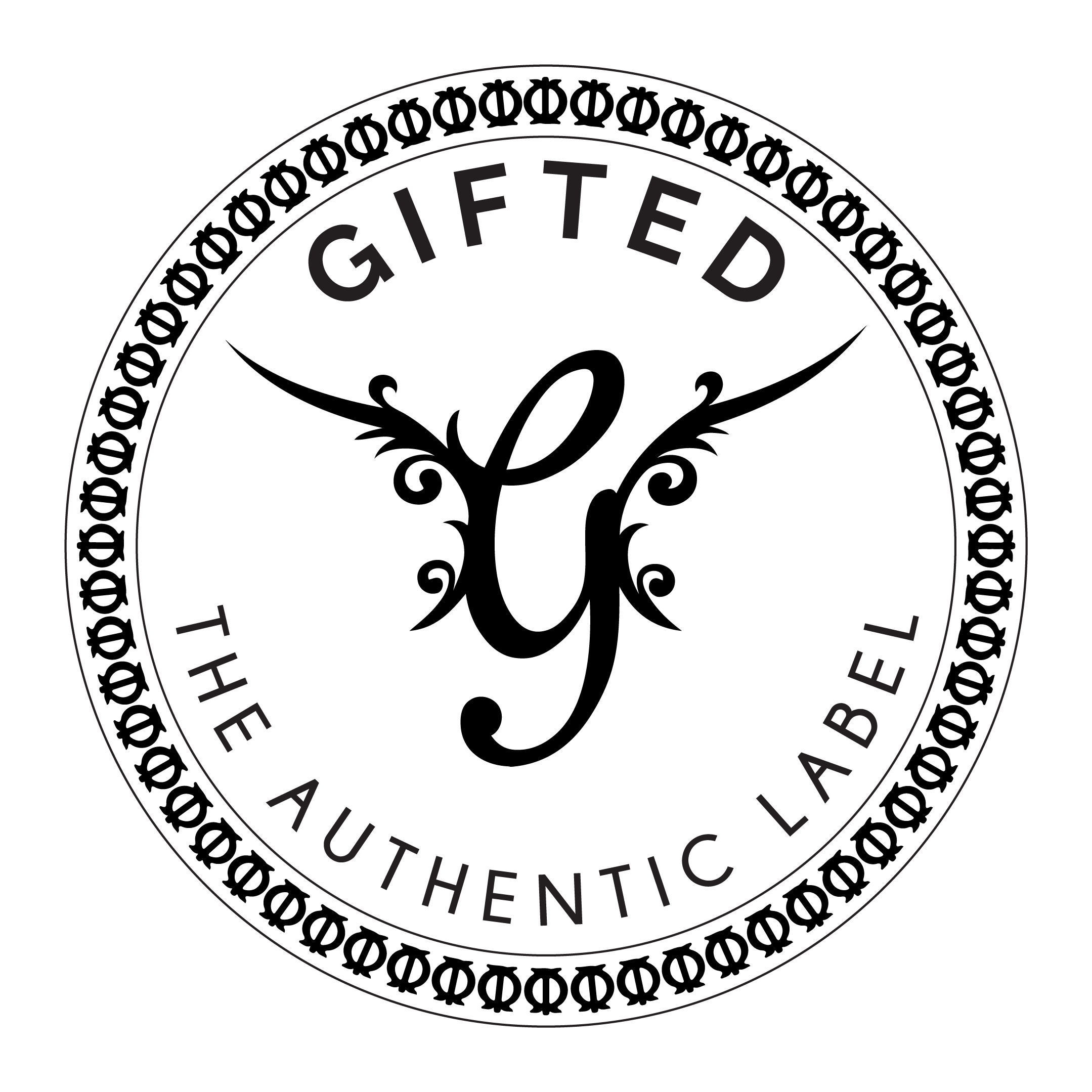 Gifted Clothing Label